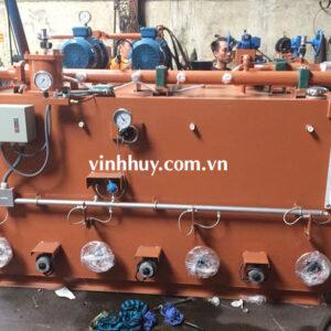 thủy lực nhà máy thép