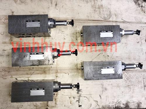 Van giảm áp thủy lực EATON DGMX- 7- PP- G- H- 20- 02- 352619