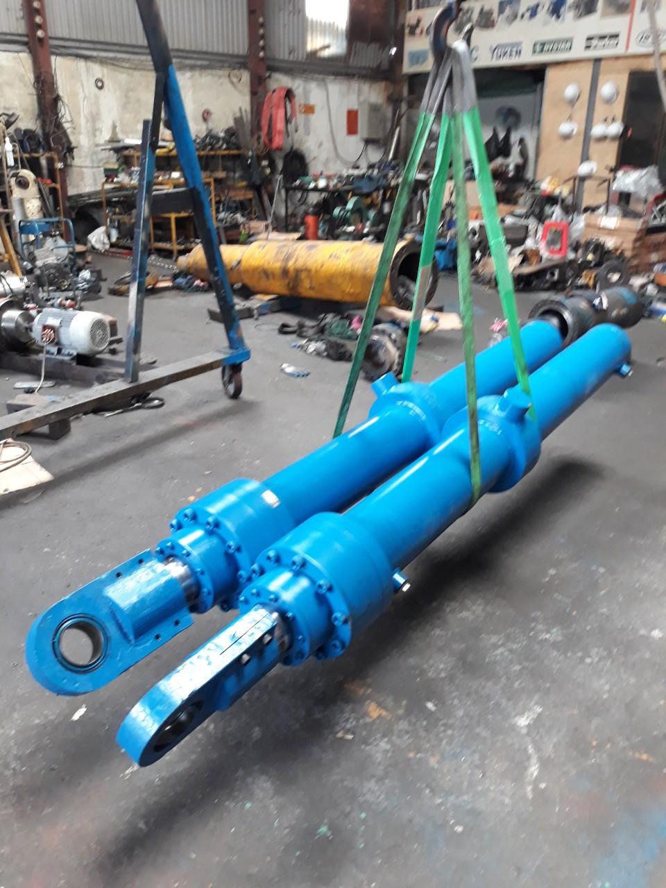 Xilanh thủy lực D180x120xL1600mm